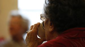 Nicola Richards said care homes have still not seen any of the financial support they have been promised (Jonathan Brady/PA)