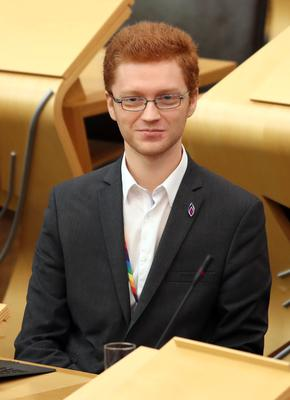 Ross Greer was critical of the decision (Jane Barlow/PA)