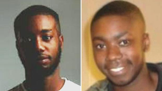 Aaron Carriere, 21, and Josiah Manful, 20, were stabbed to death in Leytonstone, east London
