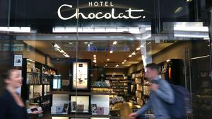 Hotel Chocolat is offering 50% discounts for NHS workers (Philip Toscano / PA)