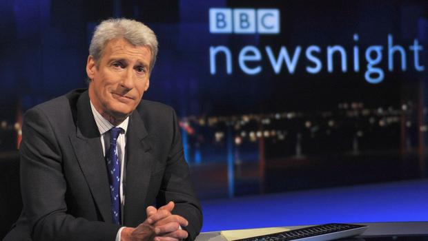 Jeremy Paxman admits he was approached about the job (BBC/PA)