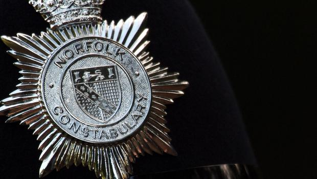 Catriona Staff has been suspended from her duties with Norfolk Police