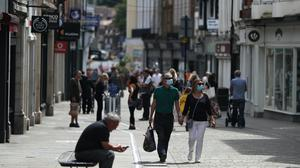 In June, UK retail sales increased by 10.9% on a like-for-like basis (Andrew Matthews/PA)