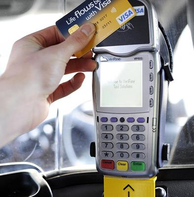 Barclays says the number of contactless payments has trebled since 2012