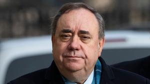 A judge has amended a contempt of court order relating to the Alex Salmond trial (Jane Barlow/PA)