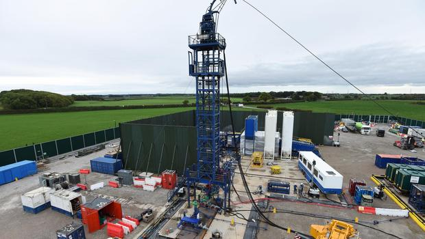 A major investor has sold its stake in Cuadrilla after becoming increasingly frustrated by Government actions which have halted UK fracking production (Cuadrilla/PA)