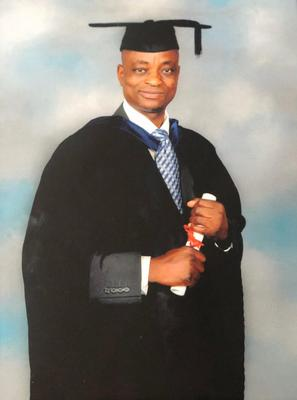 Adekunle Enitan (East Kent Hospitals University NHS Foundation Trust/PA)