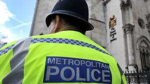 The Metropolitan Police's counter-terrorism command detained the 40-year-old man in south-east London on Saturday