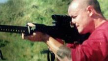 Facebook profile picture of former slaughterhouse worker Mark Bridger who was found guilty of murdering schoolgirl April Jones (Dyfed-Powys Police/PA)
