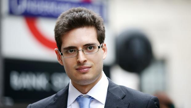 Fund manager Davide Buccheri was convicted of a calculated campaign of harassment (Yui Mok/PA)