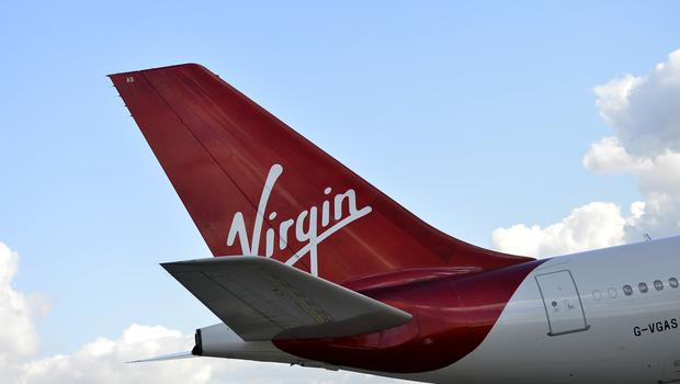 Virgin Atlantic will not operate its Heathrow-Shanghai route until March 28 (Hannah McKay/PA)