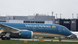Stephen Cameron was working as a pilot for Vietnam Airlines when he tested positive for Covid-19 in March (Steve Parsons/PA)