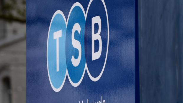 TSB said it has around twice the number of branches for every 10,000 customers as its rivals. (Gareth Fuller/PA)