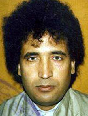 Abdelbaset al-Megrahi was convicted of the bombing in 2001 (Crown Office/PA)