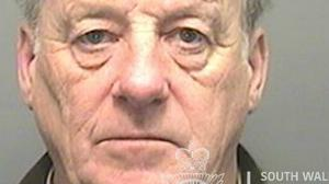 Anthony Smith, 72, was sentenced to three years and nine months at Cardiff Crown Court (South Wales Police/PA)