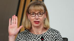 Permanent Secretary Leslie Evans said the decision to pass on allegations about Alex Salmond to the Crown Office was 'evidence-led' (Russell Cheyne/PA)