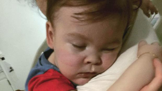 Alfie Evans died after his life support treatment was withdrawn (Family handout/PA)
