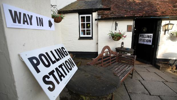 The next general election is due to be held in 2022 but could take place sooner (Andrew Matthews/PA)