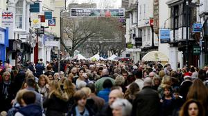 Millions are expected to flock to the shops for last-minute Christmas bargains