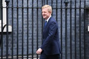 Culture Secretary Oliver Dowden said the Government would be prepared to row back on easing restrictions if infections started to rise (Stefan Rousseau/PA)