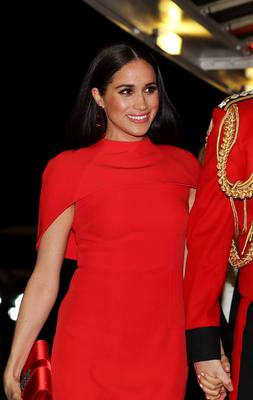 The Duchess of Sussex is seeking damages from Associated Newspapers Ltd (Simon Dawson/PA)