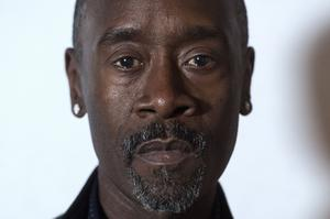 Hollywood actor Don Cheadle expressed his condolences (Anthony Devlin/PA)