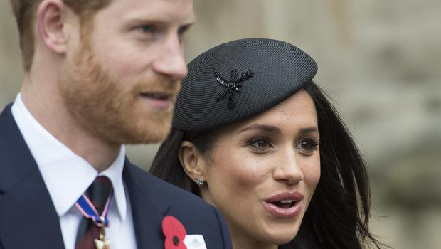Prince Harry and Meghan Markle will travel in an Ascot Landau during their royal wedding carriage procession (Eddie Mulholland/Daily Telegraph/PA)