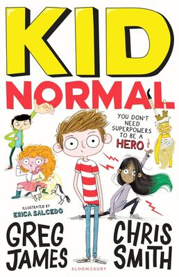 Kid Normal is one of the books to be donated (Bloomsbury)