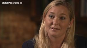 Virginia Giuffre has maintained her claims that the Duke of York had sex with her (BBC Panorama)