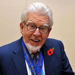 Rolf Harris is accused of assaulting four girls, which he denies