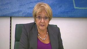 Margaret Hodge has criticised the administration of the housing benefit system