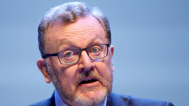 Scottish Secretary David Mundell refused to say what would happen if Holyrood refuses consent for the EU Withdrawal Bill (Jane Barlow/PA)