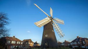 Holgate Windmill, where celebrations of its 250th anniversary have been put on hold (Danny Lawson/PA)