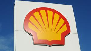 Shell has warned it expects to take a hit of up to 800 million US dollars in the first quarter (PA)