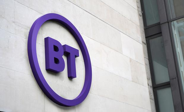 Staff at BT are working on the mobile phone app and hope to work with police on its development (BT/PA)