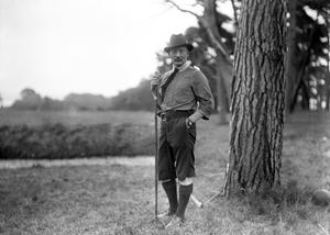 Lieutenant-General and Inspector General of Cavalry Robert Baden-Powell in 1909 (PA)