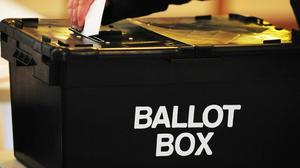 Local, mayoral and police and crime commission elections have been postponed until May 2021 (Rui Vieira/PA)