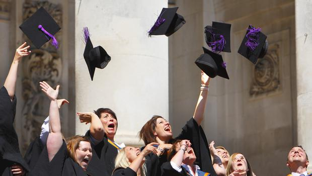 London has been named the top city in the world for university students (Chris Ison/PA)