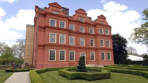 Kew Palace in London was once the home of King George III (PA)