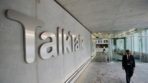 """File photo dated 23/10/2015 of TalkTalk offices in west London. The company today said the personal details of 156,959 customers and 15,656 bank account numbers and sort codes had been accessed in last month's cyber attack, but stressed that the """"information accessed cannot on its own lead to financial loss""""."""