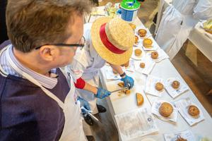 This year's awards were hotly contested (British pie awards)