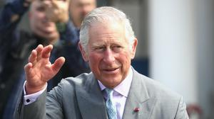The Prince of Wales is to launch a series of online debates on sustainable urbanisation (Chris Jackson/PA)