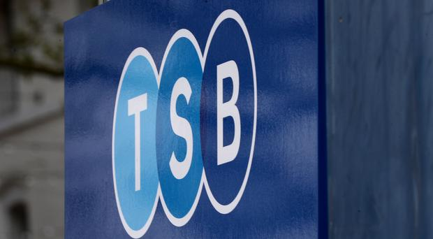TSB said it was committed to having a strong branch network (Gareth Fuller/PA)