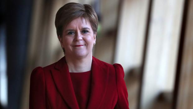 The First Minister will speak at an event in London on Tuesday (Andrew Milligan/PA)