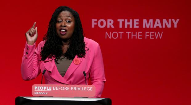 Shadow equalities secretary Dawn Butler is promising a 'step change' in the treatment of women at work (Gareth Fuller/PA)
