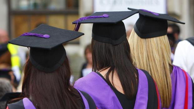 A new analysis shows the proportion of firsts handed out by universities has risen (Chris Ison/PA)