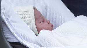 A new photo of the Princess of Cambridge is being released on social media