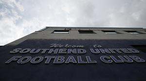 Southend United 's Roots Hall ground (Chris Radburn/PA)