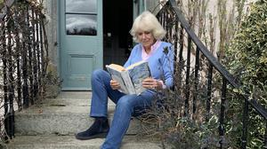 Camilla has chosen nine authors (Clarence House/PA)