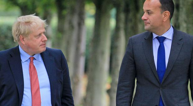 Boris Johnson and Leo Varadkar have committed to staying in